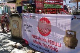 Pertamina Gelar Operasi Pasar Elpiji Di 12 Lokasi Bencana Sulteng