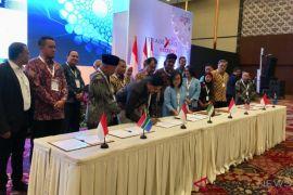 Datang Ke Indonesia, Pengusaha Italia Teken Kontrak Dagang 40 Juta Dolar