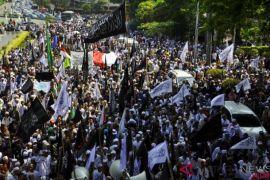 Polda Metro Aiap Amankan Aksi Bela Tauhid lanjutan di depan Istana, Jumat