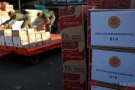 Pemerintah Utamakan Pemenuhan Kebutuhan Dasar Warga Palu, Donggala