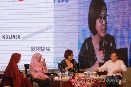 Bekraf Tingkatkan Akses Permodalan Pelaku Usaha Gorontalo