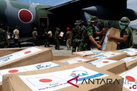Tim Penanggulangan Bencana Jepang Tiba di Palu