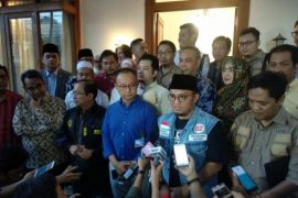Koalisi Prabowo-Sandiaga Siapkan 300 Advokat Dampingi Amien Rais