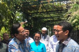 Sandiaga Bersilaturahmi Dengan Sri Sultan HB X