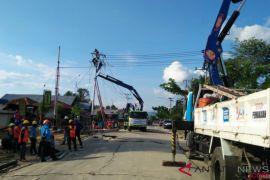 PLN Pulihkan Lima Gardu Induk di Palu