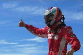 Raikkonen Menangi GP Amerika, Hamilton Gagal Amankan Gelar Juara Dunia
