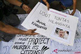 Tunangan Khashoggi Kecewa Terhadap Trump Soal Pembunuhan di Konsulat Saudi