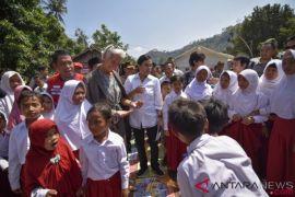 Christine Ajak Negara IMF-WB Bantu Lombok-Sulteng