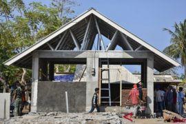 NTB Manfaatkan Kayu Sitaan Untuk Rekonstruksi Bangunan Terdampak Gempa