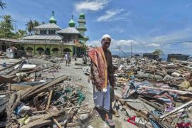 Catatan Sepekan Gempa Sulawesi Tengah