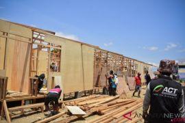 ACT Mulai Bangun 1.000 Hunian Untuk Korban Gempa