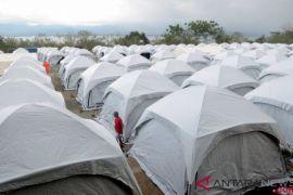 Mensos: Hunian Tetap Pengungsi Sulteng Selesai 2020