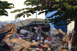 Warga Harap Bantuan Masuk Pemukiman Korban Selamat