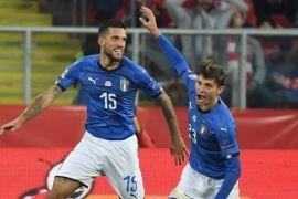 Italia Depak Polandia dari Liga A