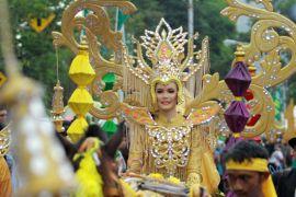 Karnaval Karawo Angkat Tema
