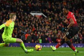 MU Lanjutkan Kemenangan, Gasak Everton 2-1