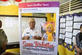Gubernur Gorontalo Kampanyekan Perlindungan Hak Pilih