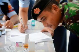 55 Prajurit TNI AU Jalani Tes Narkoba
