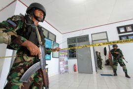 Lanal Gorontalo Uji Terampil Kemampuan Personel