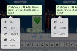 WhatsApp 2.18.100 Untuk iOS Tersedia, Ini Detilnya