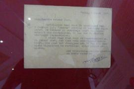 Surat-Surat Pendiri Bangsa Dipamerkan di Museum Nasional