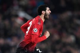 Fellaini Cetak Gol Di Pengujung Laga, Manchester United Lewati Grup H
