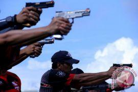 Polri Peringkat Ketiga Kejuaraan Menembak di China