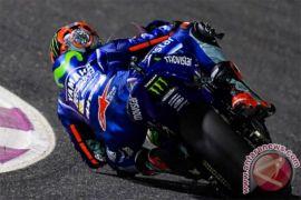 Vinales Melesat Rebut 'Pole Position' GP Valencia