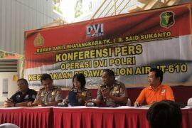 Tujuh Korban Lion Air Kembali Diidentifikasi Dari DNA Dan Sidik Jari