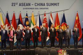 Presiden Hadiri KTT Ke-21 ASEAN-Tiongkok