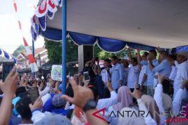Sandiaga di Manado Ingatkan Kampanye Mempersatukan