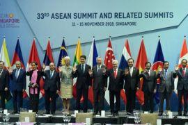 Presiden Jokowi Sampaikan Langkah ASEAN Hadapi Situasi Global