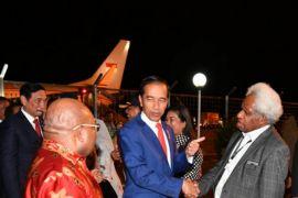 Gubernur Papua Harap Jokowi Lanjutkan Bangun Papua