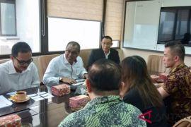 Kantor Berita Antara Perbarui Kerja Sama Dengan Radio Taiwan International