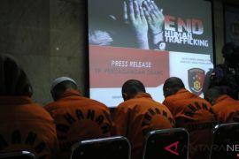 Polisi Ringkus Pelaku Perdagangan Wanita Lewat Medsos