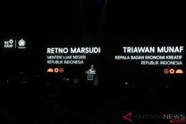 Menlu Yakin Indonesia Jadi Modal Ekonomi Kreatif Asia Tenggara