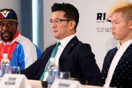 Mayweather Bantah Capai Kesepakatan Bertarung Hadapi Kickboxer Jepang