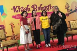 Festival Dongeng Internasional Indonesia 2018 Angkat Tema