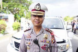 Puluhan Polisi Kawal Kedatangan Sandiaga Uno Di Gorontalo