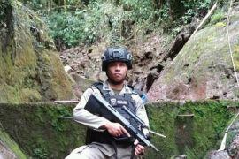Polisi Gorontalo Meninggal Saat Tugas di Palu