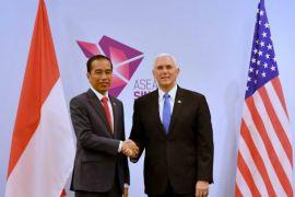 Jokowi Dorong AS Mengatasi Krisis Rakhine State