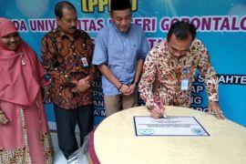 BKKBN Gorontalo Luncurkan Pelayanan Keluarga Di Universitas