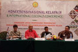 Bupati Gorontalo Hadiri Konferensi Nasional Kelapa
