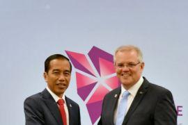 Presiden Jokowi Lakukan Pertemuan Bilateral Dengan PM Australia