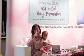 Asupan ASI Sangat Penting Untuk Bayi Prematur