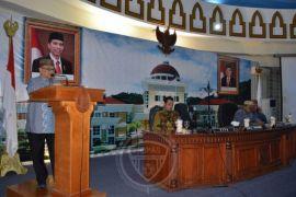 Realisasi Keuangan Pemprov Gorontalo 71,30 Persen