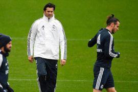 Solari Resmi Tangani Real Madrid Hingga 2021