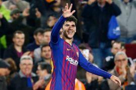 Barcelona Tundukkan Villareal 2-0