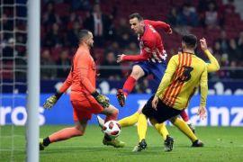 Atletico Hantam Sant Andreu 4-0 Untuk Capai 16 Besar Piala Raja