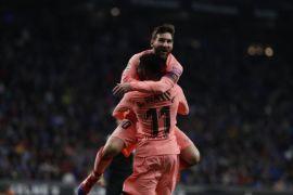 Hasil Dan Klasemen Liga Spanyol, Barcelona Jaga Jarak Berkat Kemenangan Di Derby Catalan